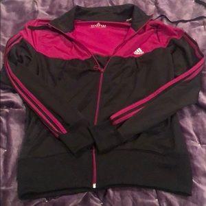 Women's Adidas jacket. Size Large
